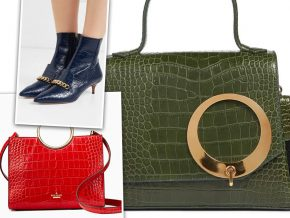 All Croc'd Up: Fall's Most Luxurious Trend