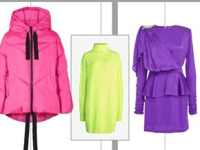 A Bright Idea: Shades of Neon For Fall