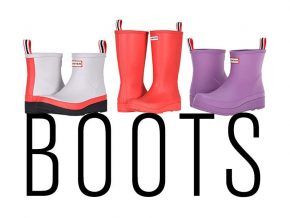 Winter Essential: Hunter Boots
