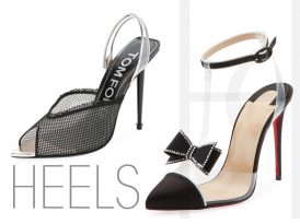 Sky High: Striking High Heels
