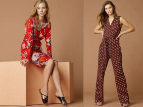 Printed Pairings: Standout DVF Combos