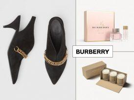 8 Gifts from Burberry to Give (and Get)!