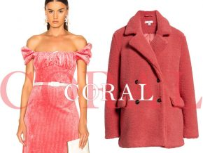 In Living Coral: Pantone's Color of the Year