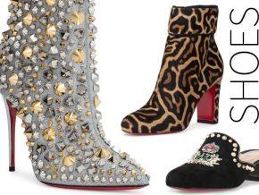 Best Foot Forward: This Season's Most Loved Shoes