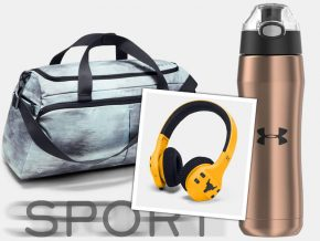 A Good Sport: Best Accessories for the Gym
