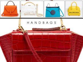 Charming Companion: The New Shape of Handbags