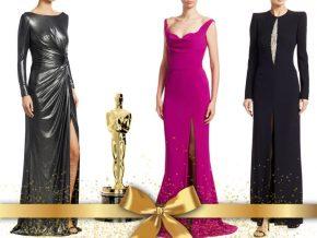 2019 Oscar Inspired: Thigh-High Slits