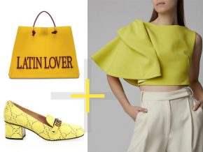 Must-Have Spring Hue: Sunny Yellow