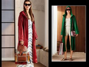 On the Road Again: Bally's Spring/Summer 2019 Collection
