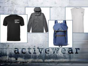 Men's Spring Activewear Essentials from MR PORTER