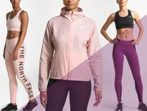 Spring Training: Outdoor Workout Essentials from The North Face