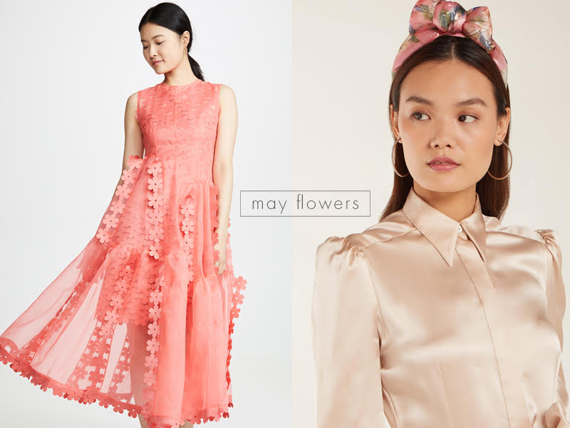 8f2a5f11a90204 Florals in the spring are such as classic look, but this season they are  packing some major punch. These aren't items that are going to have you  blending in ...
