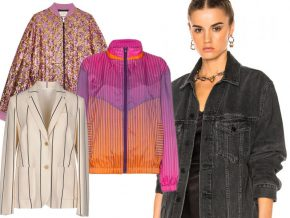 Seasonal Must-Have: Lightweight Outerwear