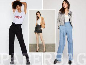 Simply Waisted: Cozy & Chic Paperbag-Waist Pants