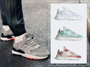 Reflect This: Adidas Originals Nite Jogger Collection