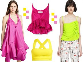 True Colors: Spring's Hottest Hues