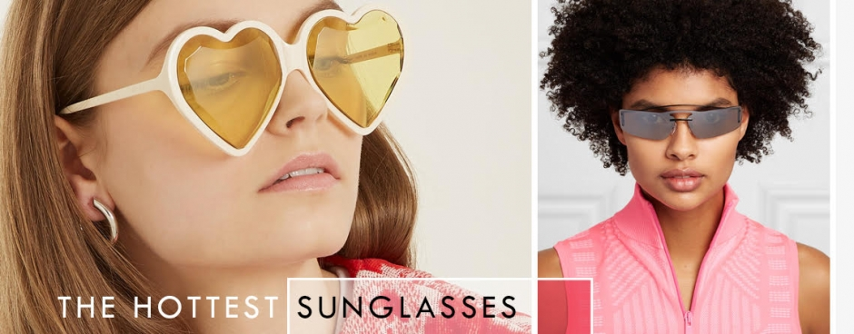 The Hottest Sunglasses