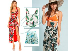 Welcome to Paradise: Tropical Prints