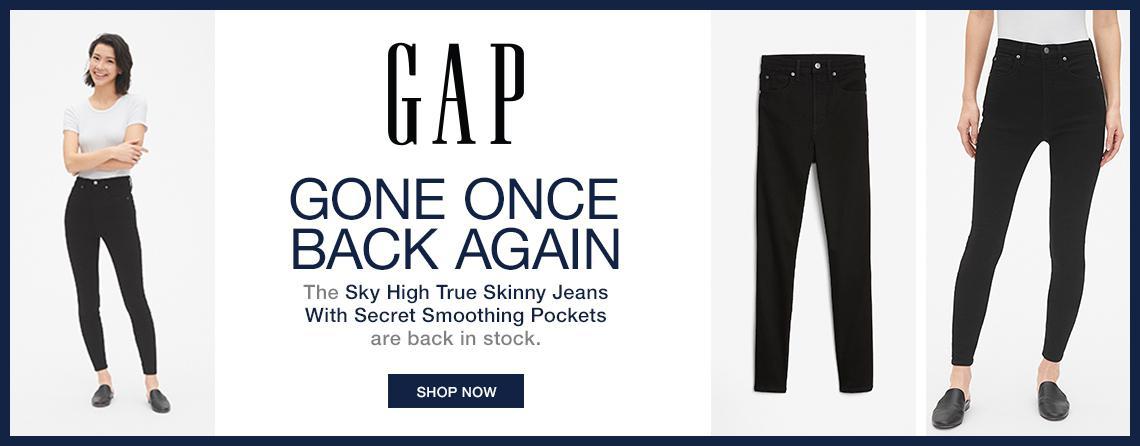 Gap Winter Sales