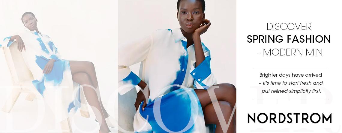 Nordstrom Spring Fashion Minimalist Designs