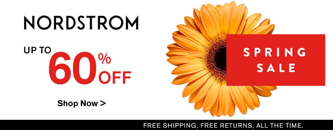 Nordstrom Spring Sales