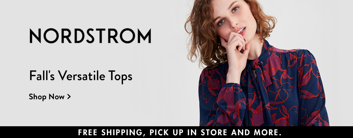 Nordstrom Fall Collections