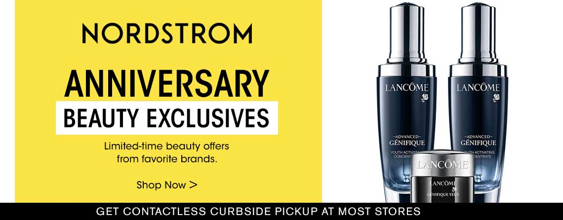 Nordstrom Annual Sales Beauty Exclusives