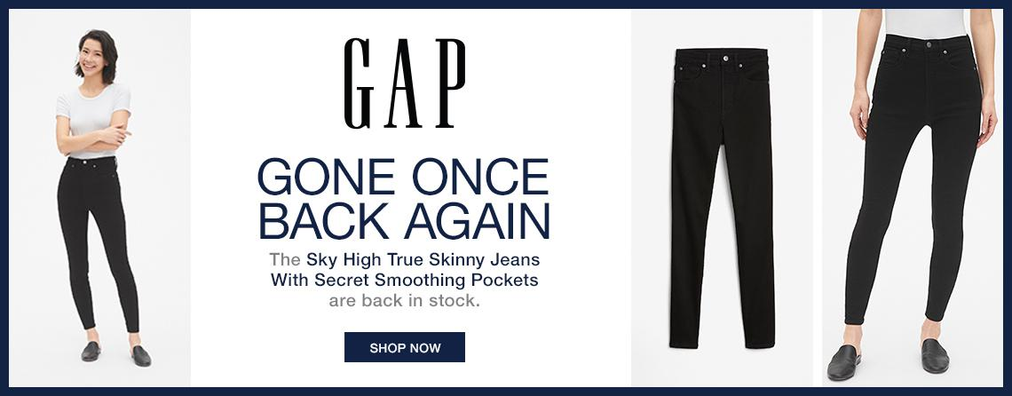 Gap Winter Sales