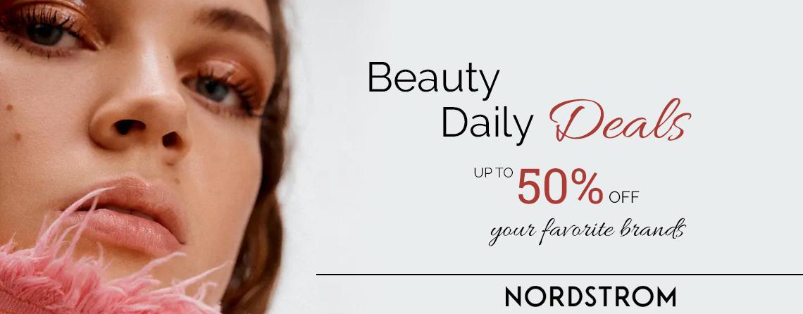 Nordstrom Beauty Deals