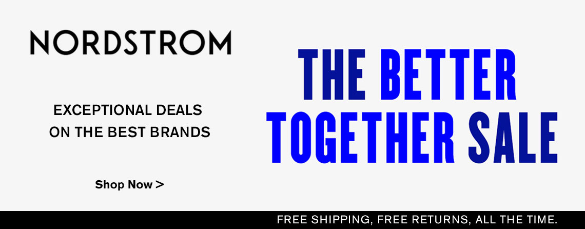 Nordstrom Exceptional Deals